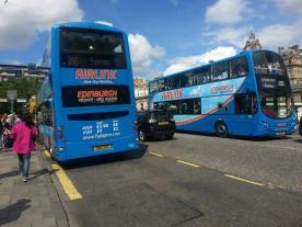 *The Edinburgh Airport Buses*