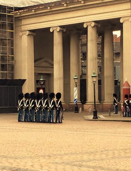 Danish Royal guards (2)