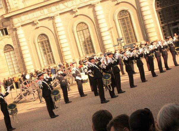 Swedish Royal Guards (2)