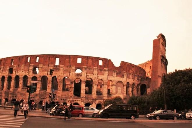 The Colosium Rome (2)