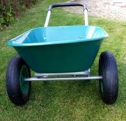 *A Wheelbarrow*