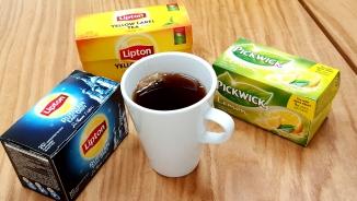 *Love the tasty taste of tea*