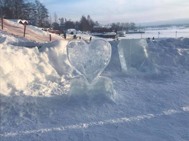 sweden snow