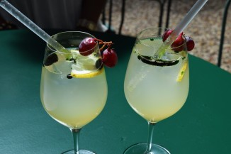 *Home made Lemonade*